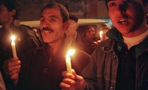טורקיה ללא חשמל, ארכיון (צילום: רויטרס)