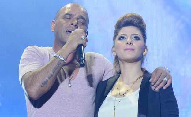 """מאקו חדשות Picture: אייל גולן ושרית חדד עונים לזמר היווני: """"תביעה"""