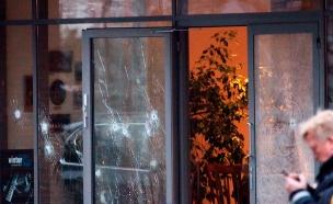 זירת הפיגוע בבית הכנסת לפני כחודשיים| ארכיון (צילום: רויטרס)
