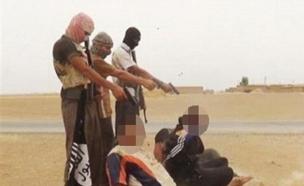 דאעש מוציאים להורג רופאים (צילום: dailymail.co.uk)
