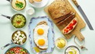 קפה גרג ארוחת בוקר (צילום: אלעד גוטמן ,יחסי ציבור)