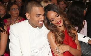 כריס בראון ריהאנה (צילום: אימג'בנק/GettyImages ,getty images)