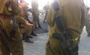 חייל, חיילים (צילום: חדשות 2)