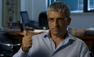 """ראיון עם עו""""ד אורי כרמל - ראש מח""""ש (צילום: מתוך עובדה ,שידורי קשת)"""