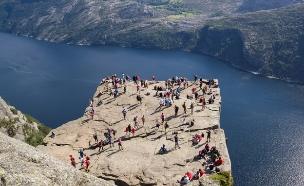 נופים, פריקסטולן נורווגיה (צילום: getty)