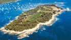 האי סנט הונורט (צילום: לשכת התיירות של קאן)