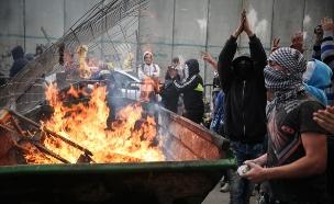 """""""הרשות הפלסטינית מונעת אינתיפאדה"""". אכיון (צילום: פלאש 90)"""