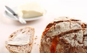 לחם גבינות של מיקי שמו (צילום: דן פרץ ,אוכל טוב)