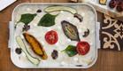 לזניה פרימוורה - לפני  (צילום: אסף אמברם ,אוכל טוב)
