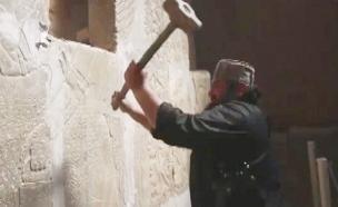 משמידים עתיקות, ארכיון