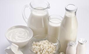 חלב וגבינות עזים (צילום: אימג'בנק / Thinkstock)