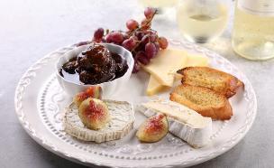 צלחת גבינות פורטו (צילום: דן פרץ ,יחסי ציבור)