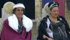 סטלה ונירו מתרגלים למעמד החדש (צילום: מתוך האח הגדול VIP ,שידורי קשת)