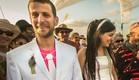 חתונה במידברן (צילום: שרון אברהם ,mako)