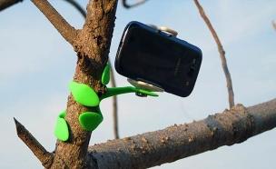 gekkopod, גאדג'ט לסמארטפון (צילום: מתוך אתר הקמפיין)