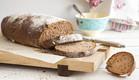 מתכון טעים ובריא: לחם אגוזים מקמח מלא