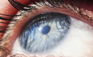 תקריב של עין (אילוסטרציה: thinkstock ,thinkstock)