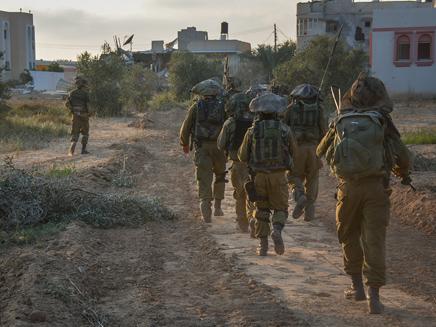 """""""אנחנו נגן על החיילים, הם יגנו עלינו"""""""
