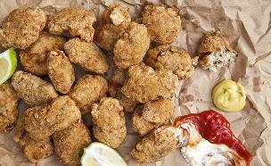 נאגטס עוף כמו במקדונלד'ס (צילום: אסף אמברם ,אוכל טוב)