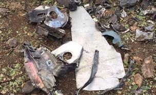 יל האוויר הישראלי השמיד מזל״ט שנפל בבקעת הלבנון הב