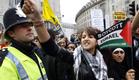 הפגנות, חרם, אנטי ישראל, boycott, bds (צילום: חדשות 2)