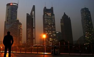 בניינים בשנגחאי (צילום: חדשות 2)