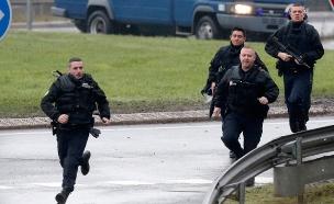 שוב טרור בצרפת (צילום: רויטרס)