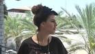 חן שילוני בודקת את וילה הממלכה (תמונת AVI: מתוך הבילויים ,ערוץ 24)