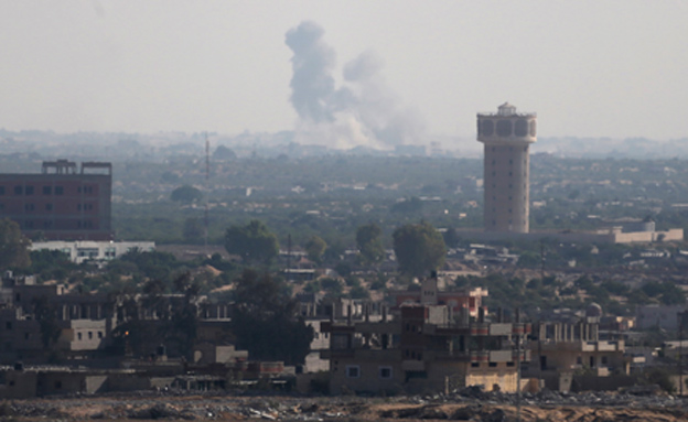 """הפיגוע של דאע""""ש בסיני (צילום: רויטרס)"""