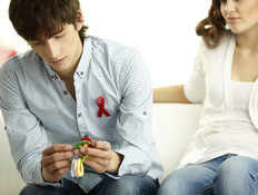 איידס HIV (צילום: thinkstock ,thinkstock)