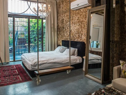 דירה אייר בי אנד בי (צילום: Airbnb)