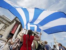 מה יעלה בגורלה של יוון? (צילום: רויטרס)