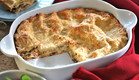 לזניית גבינות ופטריות (צילום: אפיק גבאי ,אוכל טוב)