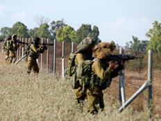 חיילים בפעילות מבצעית. ארכיון (צילום: רויטרס)