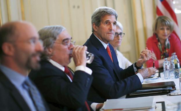 שיחות הגרעין בווינה (צילום: רויטרס)