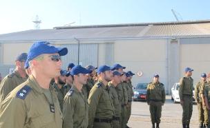 חיל הים בקפריסין (צילום: שי לוי)