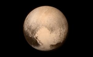 """כוכב פלוטו (צילום: נאס""""א)"""