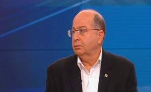 צפו בריאיון המלא עם שר הביטחון יעלון (צילום: חדשות 2)