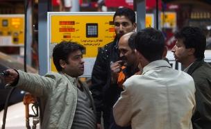 תקלה או מתקפת סייבר? תחנת דלק בטהרן (צילום: רויטרס)