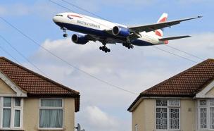 """מטוס של חברת """"בריטיש איירוייז"""" (צילום: רויטרס)"""