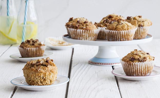 עוגות פקאן וקינמון אישיות (צילום: אסף אמברם ,אוכל טוב)