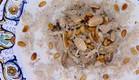 מתכון עוף באורז ויוגורט עיזים