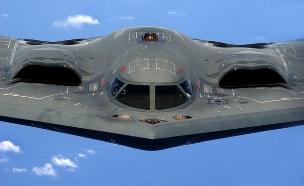 תא הטייס של מפציץ B1 (צילום: חיל האוויר האמריקאי)