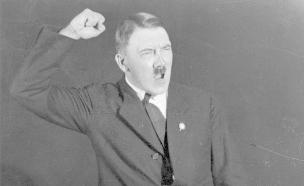 אדולף היטלר בתמונות שלא רצה שתראו (צילום: HEINRICH HOFFMANN ,getty images)