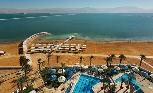 קראון פלזה ים המלח (צילום: אסף פינצ'וק)