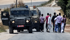 חיפושים בשטחים, אירוע חטיפה בחברון (צילום: פלאש 90)