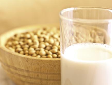 חלב סויה (צילום: אימג'בנק / Thinkstock)