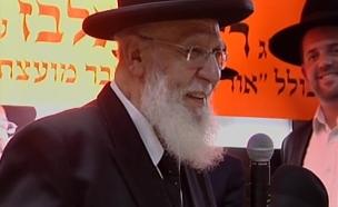 הרב שלום כהן (ארכיון) (צילום: חדשות 2)