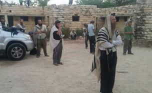 שאנור (צילום: חדשות 2 - עופר חדד)