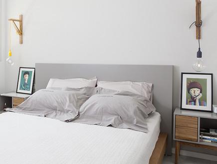 לבנת כהן מרין, חדר שינה (19) (צילום: הגר דופלט)